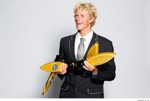 2013 SURFER Poll Awards / The Top 10 Men and Top 5 Women in surf as chosen by YOU. / by SURFER