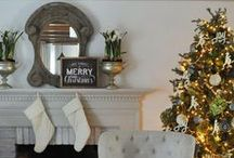 CHRISTMAS WORDS / USING WORDS IN YOUR CHRISTMAS DECORATING