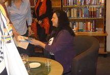"""At the Library - Hanna Kondratiuk - """"Białoruś. Miłość i marazm"""" / We wtorek 25 lutego 2014 roku odbyło się, w Bibliotece PISM, spotkanie z Panią Hanną Kondratiuk, autorką książki """"Białoruś. Miłość i marazm."""" Rozmowę poprowadziła Anna Maria Dyner, analityczka PISM specjalizująca się w sprawach białoruskich.  #bbltkpism"""