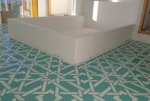 Flooring / ideas for making the most of your flooring - a fabulous canvas to decorate