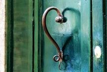 Doors / by The DecorCafe Network