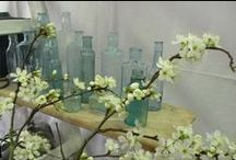 Fresh Flowers / Lovely flower arrangements. Natural touches for the home. Party flowers for weddings and special occassions