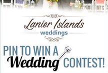 Pin to Win a Wedding at Lanier Islands / Do you want to WIN a wedding at Lanier Islands? Go to Star94.com to find out how to win. Here is the direct link: http://www.star94.com/LanierIslandsPintoWinWedding.aspx