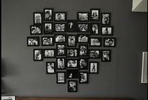 PICTURE PROJECT / pictures, photos, photography, and how to hang and display