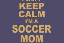 Soccer Mom * Baseball Mom * Tennis Mom / For sports moms, moms who juggle it all, moms who run their lives from the front seat of their car. Ideas, tips, products, and humor to keep us sane! / by Lain Ehmann
