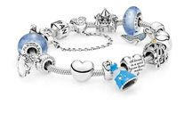 Charmed by Pandora / I love my Pandora bracelet & charms that Ron gave me last Christmas. Of course, I love the Disney Pandora charms so much!