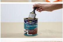 Hecho Por Mí / En nuestros vídeo tutoriales descubrirás nuevas ideas para pintar, decorar y remodelar tu hogar.