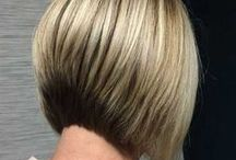 """HAIR MEDIUM / """"A women who cuts her hair is about to change her life""""  Coco Chanel"""