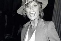 THE LAUREN HUTTON COLLECTION. / Because sometimes you just want to look at lots of pictures of Lauren Hutton.