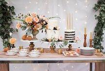 Woodland Birthday / Woodland birthday decor, birthday decor ideas