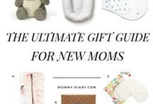 Mom + Baby Gift Guides / Holiday gifts, gifts for kids, roundups, christmas gifts, gift guide, gifts for moms