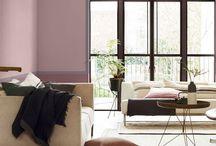 Color del Año 2018 - Palo de Rosa - Bruguer / El color Palo de Rosa, un bello rosa suave, es el Color del Año Bruguer 2018. Hemos identificado una necesidad mundial de que los hogares den una sensación aún más acogedora, y es aquí donde el Palo de Rosa adquiere protagonismo. Puede ser un color reconfortante, estimulante o relajante, según las paletas con las que lo combines.
