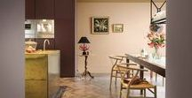 Tendencia Un Hogar Cálido - CF18 - Bruguer / ¿Te gustan las atmósferas acogedoras? Combina el cálido tono de Palo de Rosa, el Color del año 2018 de Bruguer, con coco, rojizo y rosa rojizo para lograr un esquema de colores terroso que creará una atmósfera acogedora en tu hogar.