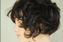Hair Ideas / by Jessica Pelton