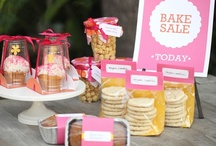 Bake Sale?!?! / I will never have a panic attack again with these easy peasy crowd pleasing yummies! :0) / by Barbara Massey
