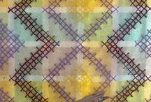 My work / some favourite art works of my own, Maori artist and designer