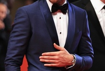 Men in Suits / Sometimes I wish I was a stylist for male celebrities. / by Stephanie Caruso