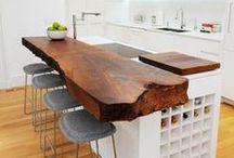 Design: Kitchen / by Amanda Neukamm