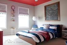 Carson's Room / by Sarah Langtry // Just The Bee's Knees