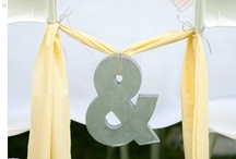 Saying I Do / When two hearts become one. Wedding ideas