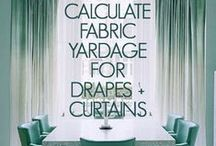 Curtains / Curtains. DIY Curtains