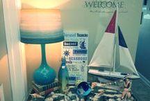 Summer Time / Summer decor. Summer decoratons