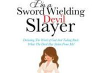 Books I've Written / Books written by Author Sandra Hersey on her Keys to victorious faith. Inspirational Blog. Christian blog. Women Blog