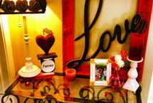Valentines Day / Valentines Day Decor