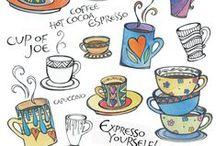 Coffee or Tea? / My love for coffee and tea