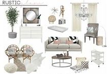 Mood Boards / by Sarah Langtry // Just The Bee's Knees