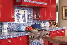 Kitchen Dreams / Kitchen ideas. How to decorate a kitchen. Kitchen remodel