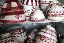 Bowls and mugs / bowls. mugs. cups. tea cups. coffee cups I love
