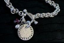 Mother's Day Thoughtful Gift Ideas - Handmade Jewelry / Personalized, hand stamped jewelry for Mothers and Grandmothers.  Great gifts from $27-$80