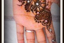 Mehndi designs / Henna / by Clara Young