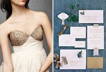 Color Palettes / Color inspiration for your wedding day