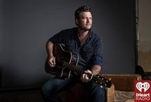 iHeartRadio LIVE: Blake Shelton / Blake Shelton gave an exclusive performance at the iHeartRadio Theater in New York on October 1st, 2014.  / by iHeartRadio