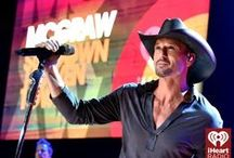 iHeartRadio Album Release Party with Tim McGraw / by iHeartRadio