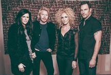 iHeartRadio Album Release Party with Little Big Town / Little Big Town gave an exclusive performance at the iHeartRadio Theater in New York on October 22, 2014.  / by iHeartRadio