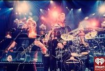 iHeartRadio LIVE: Nickelback / Nickelback gives an exclusive performance at the iHeartRadio Theater in LA.   / by iHeartRadio