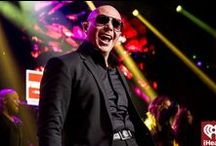 iHeartRadio LIVE: Pitbull / Pitbull gave an exclusive performance in the iHeartRadio Theater / by iHeartRadio