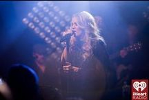 iHeartRadio LIVE: Carrie Underwood / Carrie Underwood gave an exclusive performance for the Carrie Underwood Greatest Hits: Decade #1 Album Release Party at the iHeartRadio Theater presented by Hyundai on December 9th, 2014 in New York City.  / by iHeartRadio