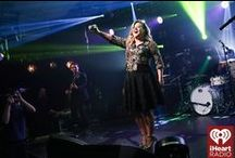 iHeartRadio LIVE: Kelly Clarkson / Kelly Clarkson gave an exclusive performance at the iHeartRadio Theater in New York on March 2, 2014.  / by iHeartRadio