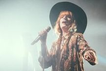 Florence + the Machine: iHeartRadio LIVE / Florence + the Machine gives an exclusive performance at the iHeartRadio Theater presented by P.C. Richard & Son on Wednesday, June 3nd in NYC.  / by iHeartRadio