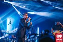 iHeartRadio LIVE with Adam Lambert / Adam Lambert gives an exclusive performance at the iHeartRadio Theater presented by P.C. Richard & Son on Tuesday, June 16th in NYC.  / by iHeartRadio
