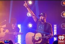 Luke Bryan: iHeartRadio Album Release Party / Luke Bryan gives an exclusive performance at the iHeartRadio Theater, presented by P.C. Richard & Son, on August 6, 2015 in NYC / by iHeartRadio