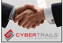 CyberTrails Can Help Your Business / CyberTrails allows small and medium sized companies to leverage the same kinds of technology as much larger companies without the big financial commitment.