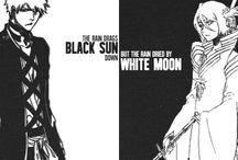 Rukia x Ichigo