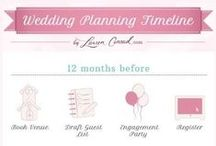 Wedding Planning / Tips for planning the big day