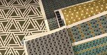 Maori Surface Pattern Designs by Kape Design - Fabrics Products Homewares Clothe