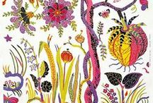 Textile Design; Designers / by Clare Hanny